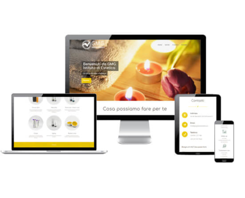 creazione sito web code85
