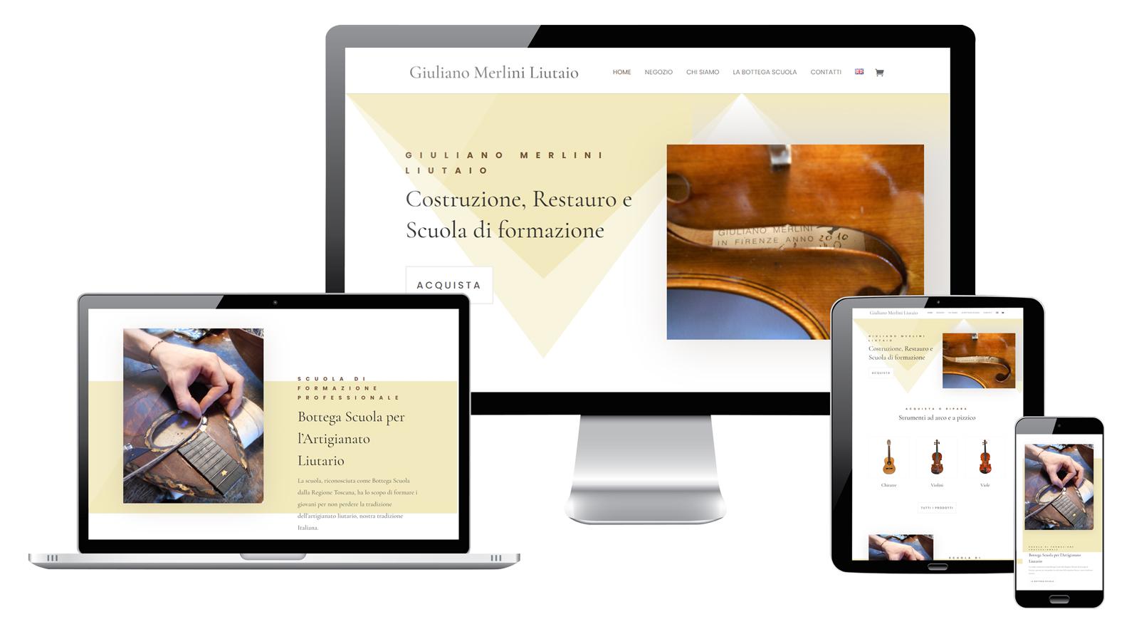 code85-sito-web-e-commerce