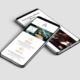 e-commerce code85 web design